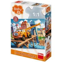 Dino Tatra maxi puzzle 24 dílků