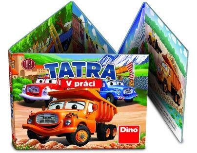 Dino Tatra v práci CZ leporelo