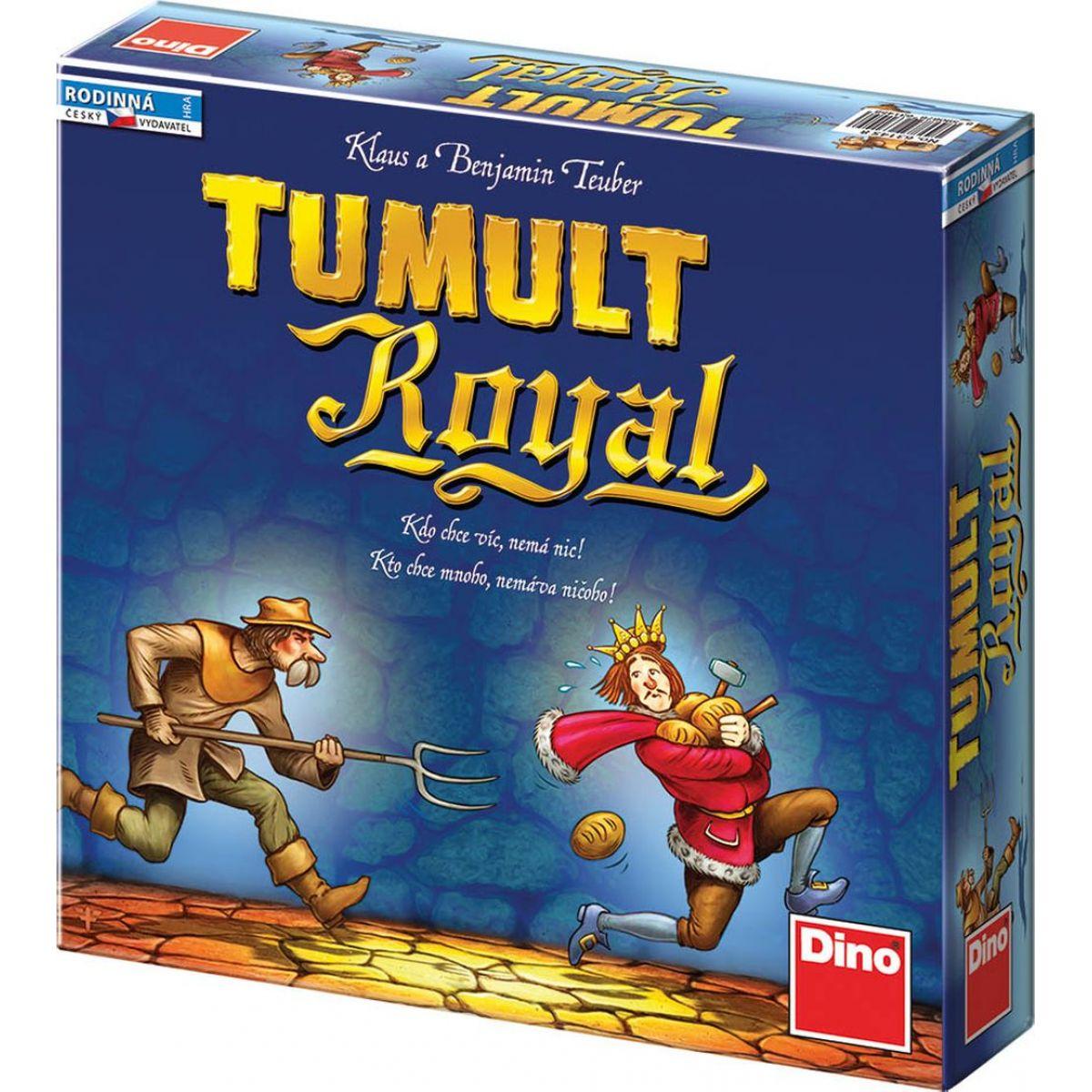 Dino Tumult Royal