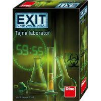 Dino Úniková hra Tajná laboratoř - párty hra