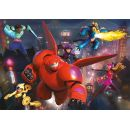 Dino Velká Šestka Puzzle Big Hero 6 100 XL dílků 2