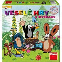 Dino Veselé hry s Krtkem Dětská hra