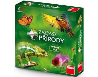 Dino Zázraky přírody rodinná hra