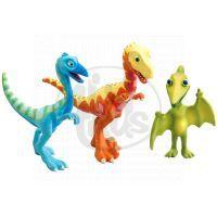 T-Rex Express 53053 - Derek, Ollie a pan Pteranodon