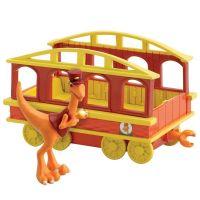 T-Rex Express 53006 - Pan Průvodčí s vagónkem