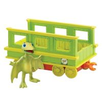 T-Rex Express 53002 - Prcek s vagónkem
