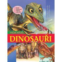 Sun Dinosauři Velká kniha