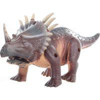 Dinosaurus 3 barvy chodící se zvukem 2