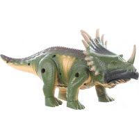 Dinosaurus 3 barvy chodící se zvukem 4