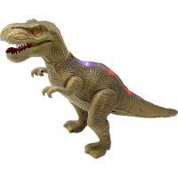 Rappa Dinosaurus chodící se světlem a zvukem Tyranosaurus