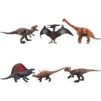 Dinosaurus plastový 14-19 cm 6ks