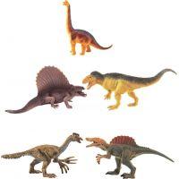 Dinosaurus plastový 16-18 cm 5ks