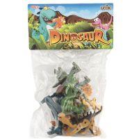 Dinosaurus plastový balení 6 ks