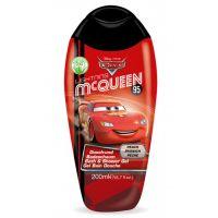 Disney Cars Koupelový a sprchový gel 200 ml