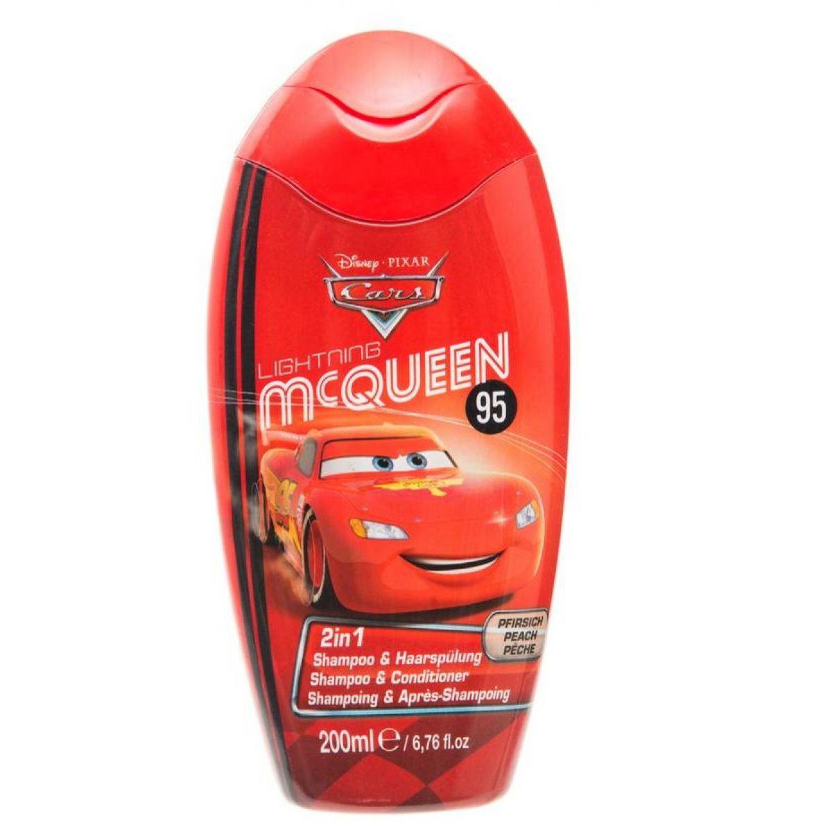 Disney Cars Šampón a kondicionér 200 ml