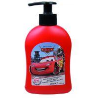 Disney Cars Tekuté mýdlo 250 ml