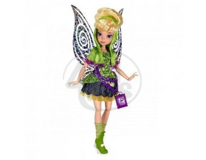 ADC Blackfire Disney Fairy 22 cm Deluxe modní panenka - Tink v sukni