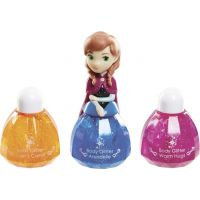 Disney Frozen Little Kingdom Make up pro princezny - Anna a třpytky na tělo