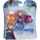Disney Frozen Little Kingdom Make up pro princezny - Anna a třpytky na tělo 2