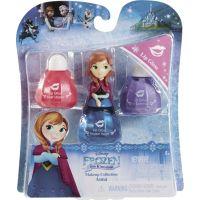 Disney Frozen Little Kingdom Make up pro princezny - Anna modrá a lesky na rty 2