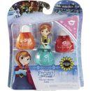 Disney Frozen Little Kingdom Make up pro princezny - Anna zelená a lesky na rty 2