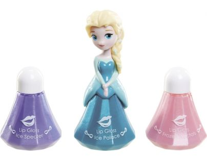 Disney Frozen Little Kingdom Make up pro princezny - Elsa a lesky na rty