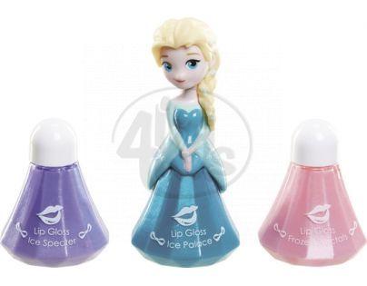 Disney Frozen Little Kingdom Make up pro princezny - Elsa a lesky na rty