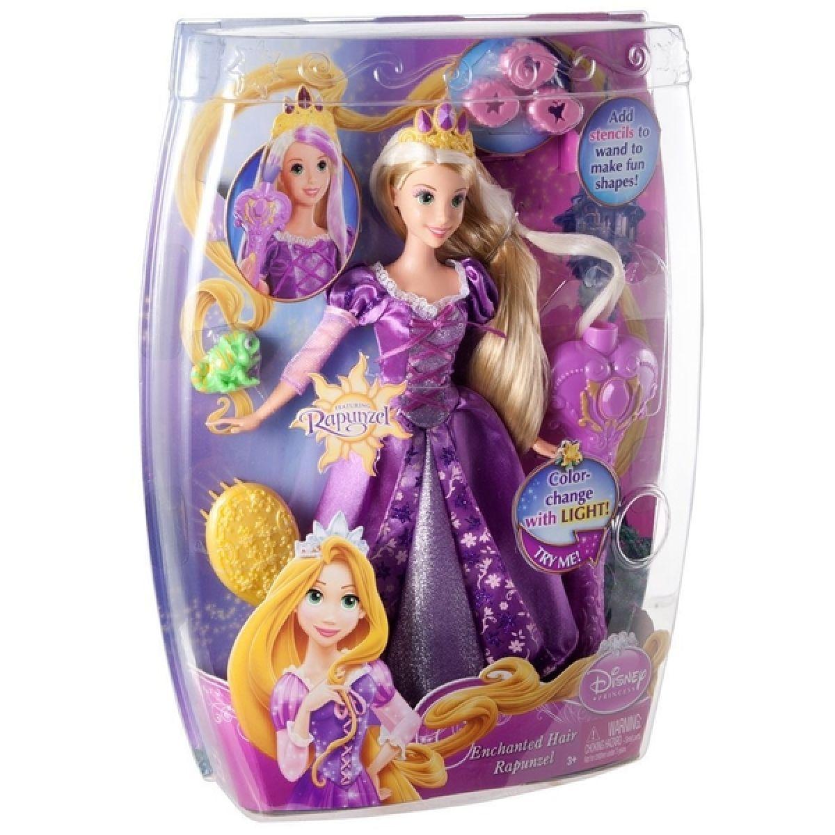 MATTEL Disney Princess -  Kouzelná Locika W5583