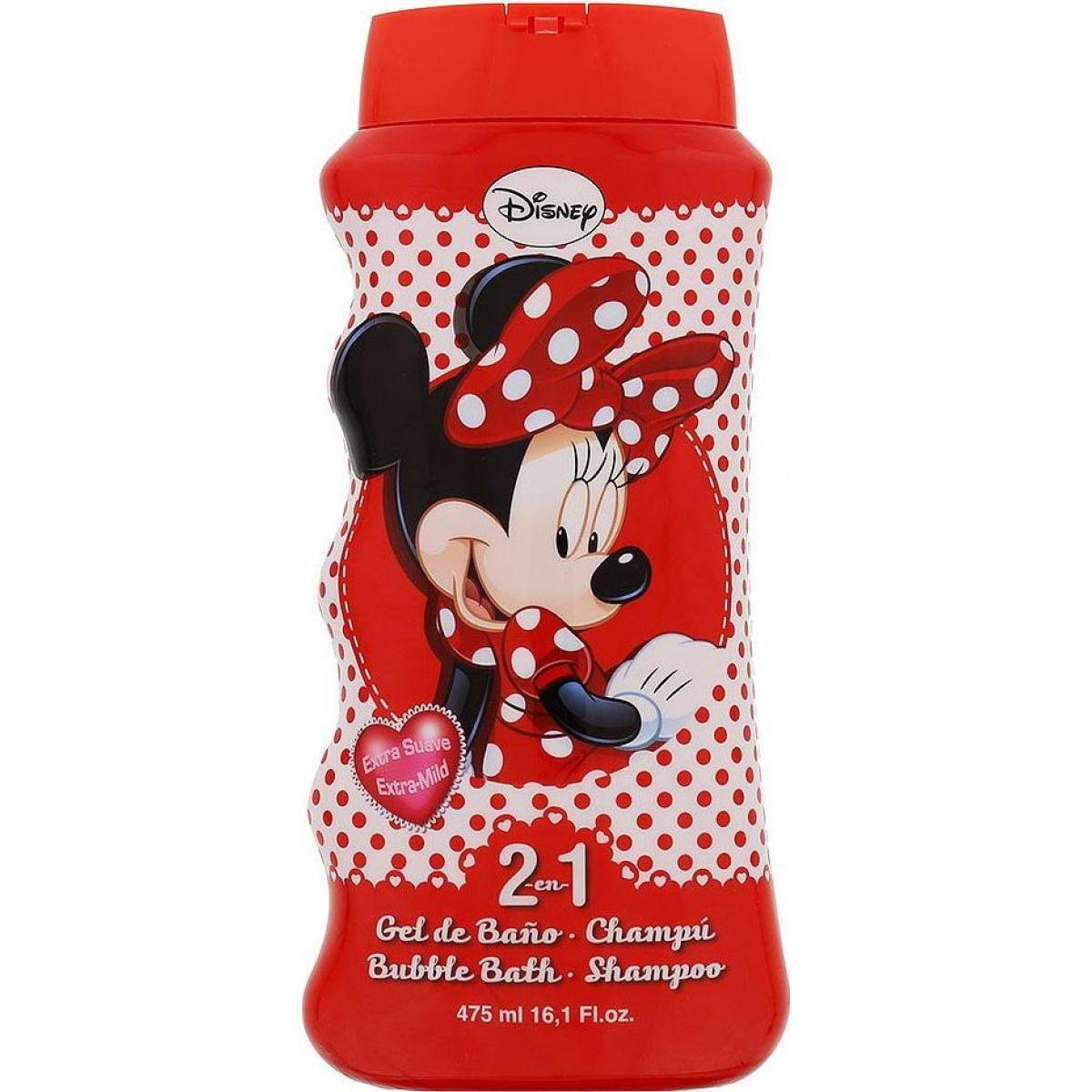 EP Line Disney Minnie Koupelový a sprchový gel 475 ml