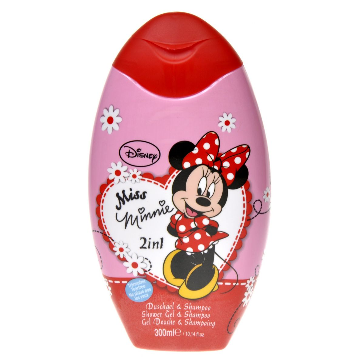 Disney Minnie Šampón a sprchový gel 300 ml