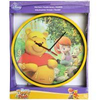 Imc Disney Nástěnné hodiny Medvídek Pú