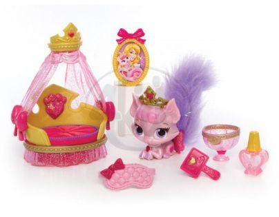 Disney Palace Pets Mazlíčci s huňatým třpytivým ocasem a doplňky - Beuty