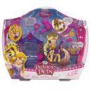 Disney Palace Pets Mazlíčci s huňatým třpytivým ocasem a doplňky - Blondie 2