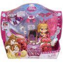 Palace pets Disney Princess 76081 - Mazlíček a kočár Teacup 2
