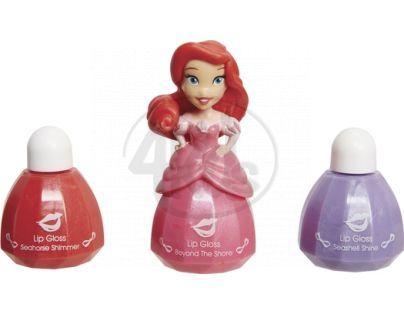 Disney Princess Little Kingdom Make up pro princezny 1 - Ariel a lesky na rty