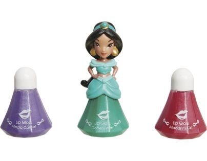Disney Princess Little Kingdom Make up pro princezny 3 - Jasmína a lesky na rty
