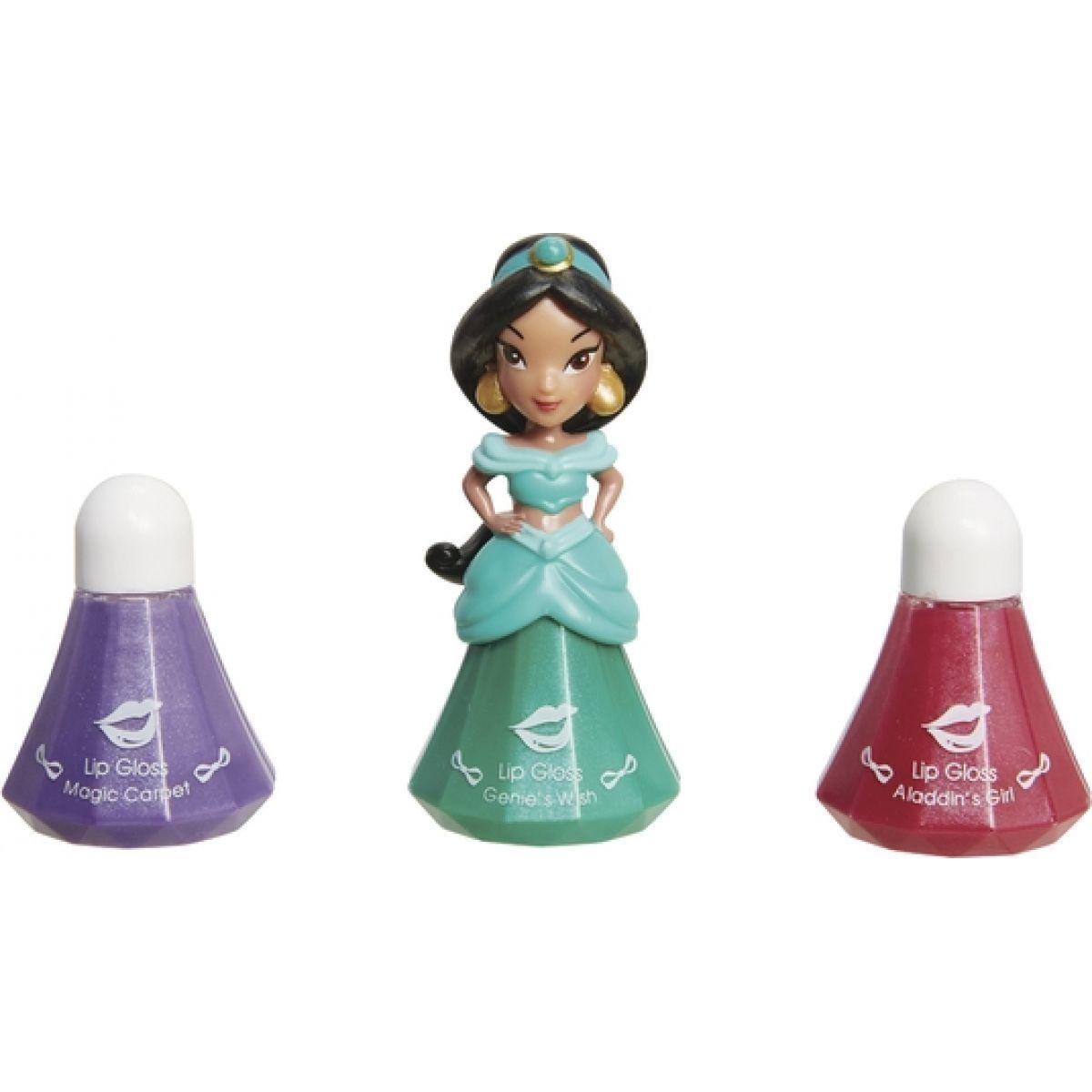 Disney Princess Little Kingdom Make up pro princezny 3 - Jasmína a lesky na rty
