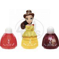 Disney Princess Little Kingdom Make up pro princezny 3 - Kráska a laky na nehty