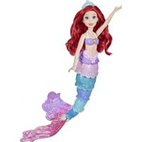 Disney Princess Bábika Ariel dúhové prekvapenie