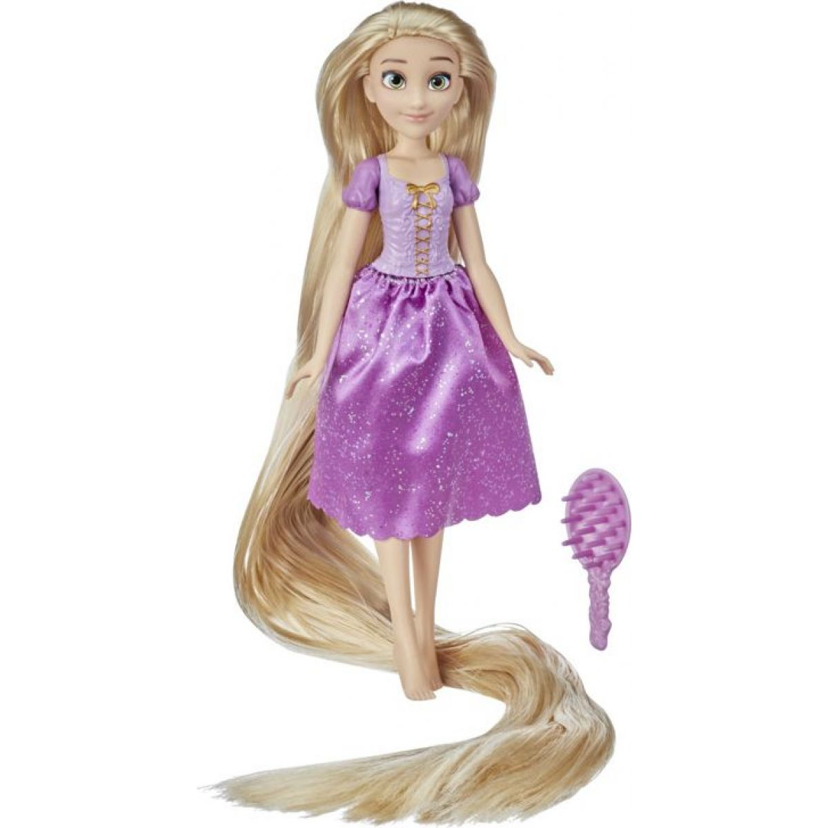 Disney Princess Bábika Locika s dlhými vlasmi