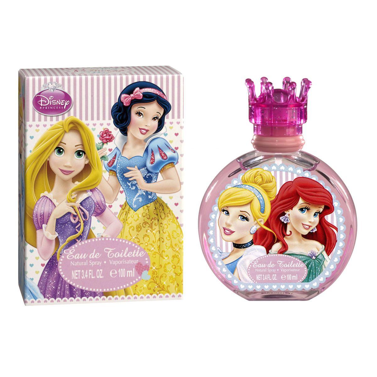 Disney Princess Toaletní voda 100 ml