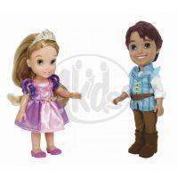 ADC Blackfire Disney Princezna a Princ 15cm - Locika, princ Flynn