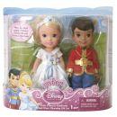 ADC Blackfire Disney Princezna a Princ 15cm - Popelka, okouzlující princ 2