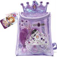 Black Fire Disney Princezna Sofie První batůžek s doplňky
