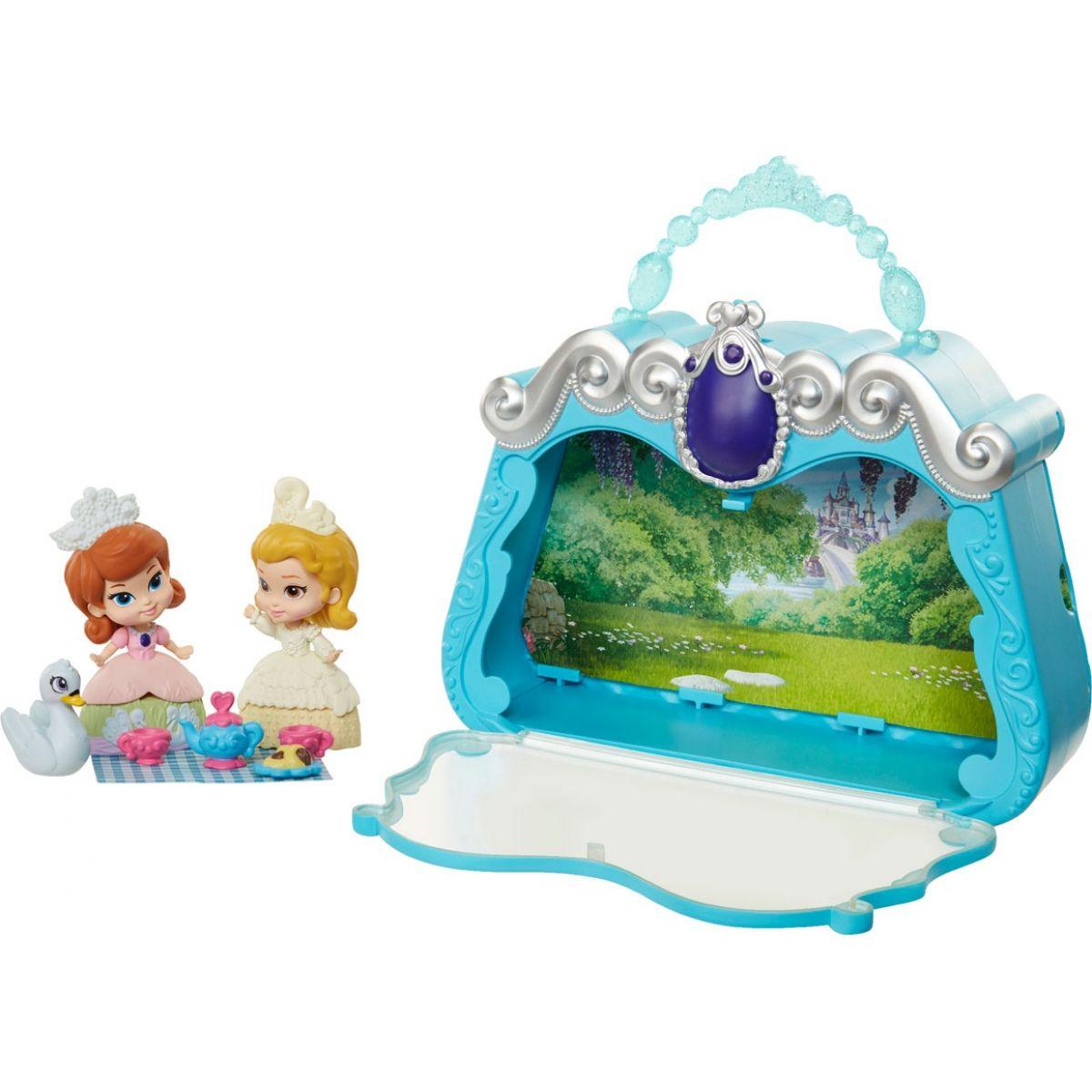 Disney Sofie První: Pohádkový kufřík čajový set