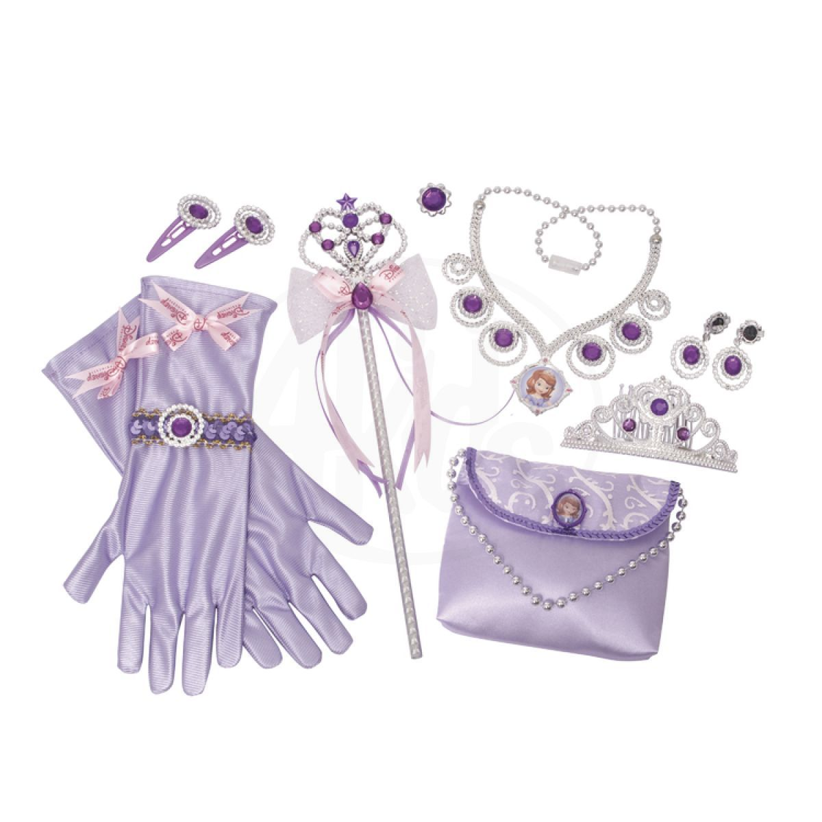 fe99785790d Black Fire Disney Princezna Sofie První Velký set s doplňky pro princeznu