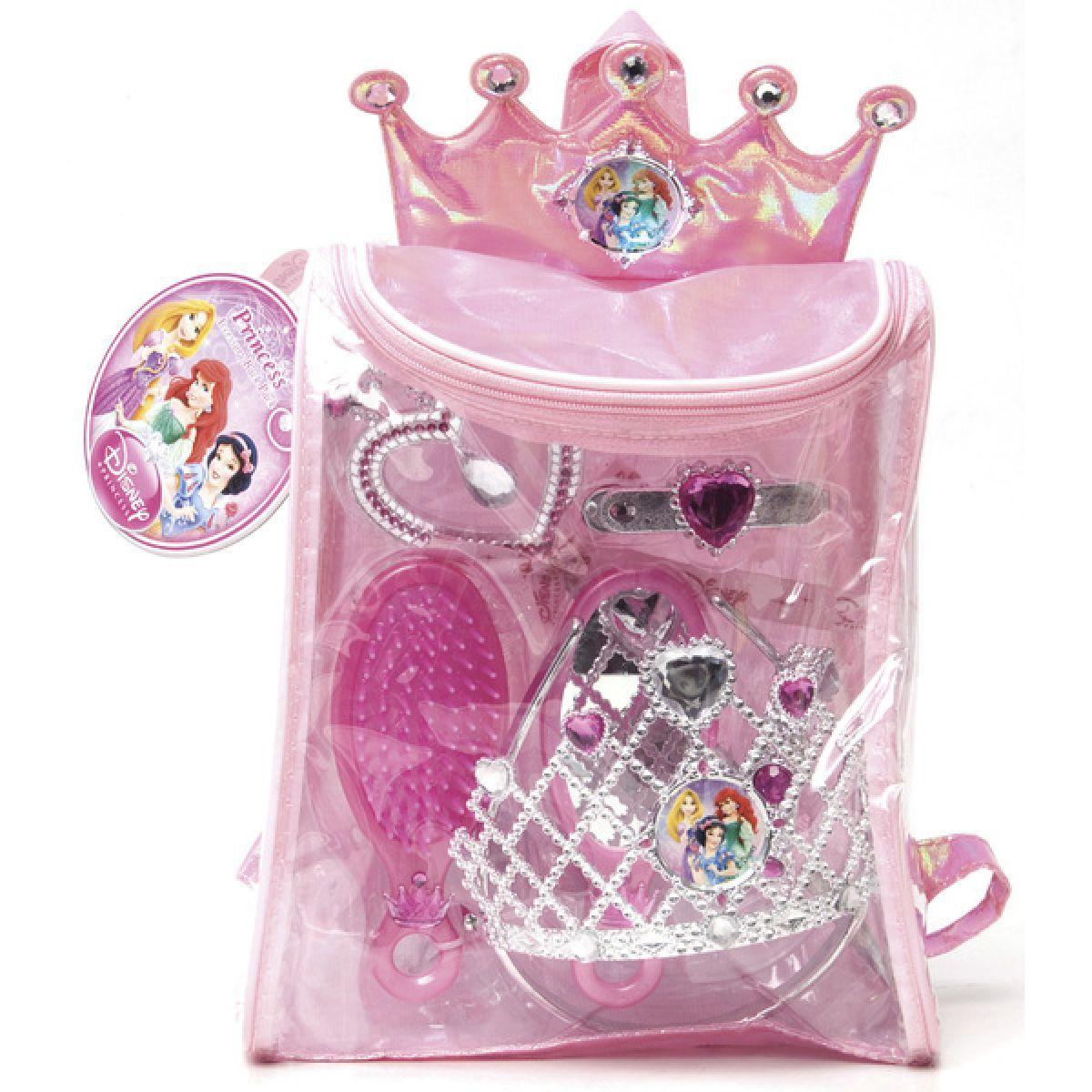 Disney princezny Batůžek s doplňky pro princeznu 9c2475defc