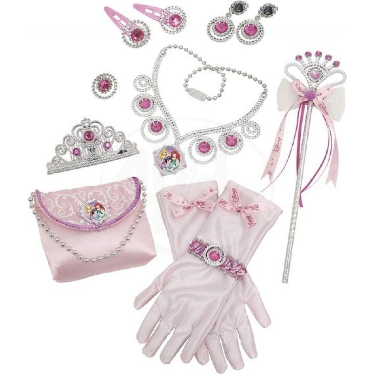 Disney princezny Velký set s doplňky pro princeznu  3fa41e2d09