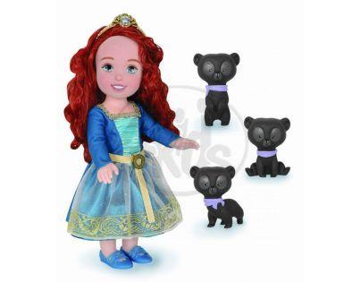ADC Blackfire Disney Princess Rebelka Merida 36 cm - S medvědími bratry