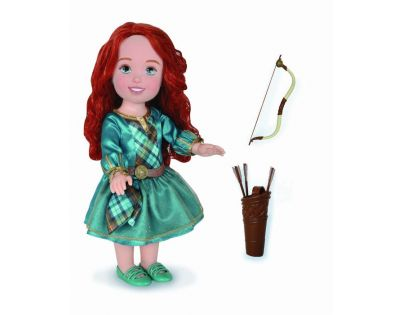 ADC Blackfire Disney Princess Rebelka Merida 36 cm - V lese